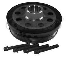 Crankshaft pulley, harmonic balancer - BMW 1' 3' 5' series + X1 / X3 2.0d MY07 >