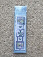 Textile Heritage - Counted Cross Stitch - Tartan Thistles - Bookmark Kit