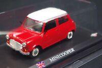 Del Prado Minicooper 1/43 Scale Box Mini Toy Car Display Diecast Vol 6