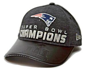 New England Patriots Youth New Era Super Bowl Champions Adjustable NFL Team Hat