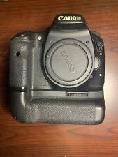 Canon EOS 7D 18.0 MP Digital SLR Camera - Black With Battery Grip