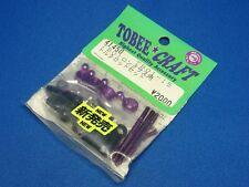 Vintage Tamiya TB-01 Torque Rod Lower Suspension(Tobee Craft 41450)Made in Japan