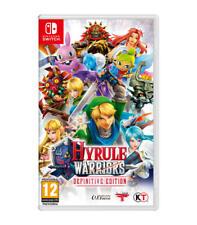 Juego Nintendo switch Hyrule Warriors