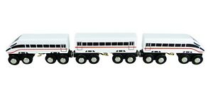 Bullet Train - Compatible with Brio & Thomas - Wooden Train Set Accessories