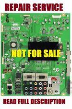 REPAIR SERVICE for LG EBT61533403 (EBT61533403) Main Board for 60PZ550-UA