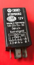 AUDI. SEAT. VW. PORSCHE. RELAY. 813919082. (LB73)