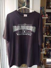 Men's XL Oakland Raiders T-Shirt