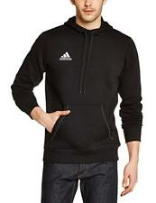 adidas black fleece hoodie men's XL