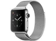 Apple Watch Series 2 OLED 41.9g Acero inoxidable MNP62QL/A