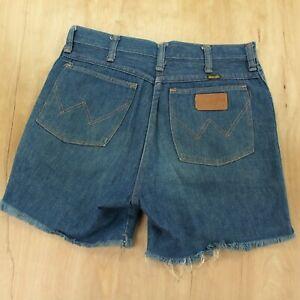 Vintage Wrangler Shorts Woman\u2019s Size 38 New W Tags  Deadstock Casualwear