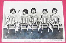 PHOTO 1936 QUINTUPLETTES DIONNE MEDECIN DE CAMPAGNE COUNTRY DOCTOR QUINTUPLETS