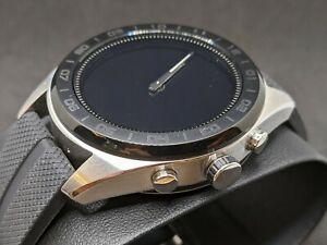 LG Watch W7 (W315) Silver Black Silicone Smartwatch