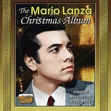 Mario Lanza : The Mario Lanza Christmas Album CD (2003) ***NEW***