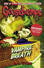 Vampire Breath by R L Stine BRAND NEW Goosebumps Book (Paperback, 2015)