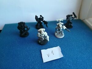 Space Wolves Marines 5xUnit Warhammer 40k Games Workshop v1
