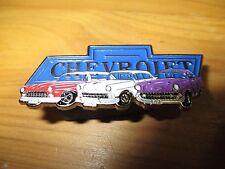 Chevrolet Quality Lapel Pin Badge - biker car men's shed sports