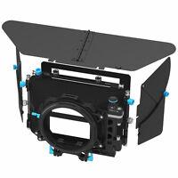FOTGA DP500III PRO DSLR Swing-away Matte Box for 15mm Rod Rig 5D3 BMCC BMPCC A7S