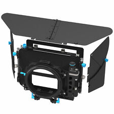 FOTGA DP500III PRO DSLR Swing-away Matte Box for 15mm Rod Rig 5D3 BMCC BMPCC A7S