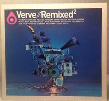 Various Artists : Verve Remixed 2 (2003) CD Jazz, Blues Remixes Electronica