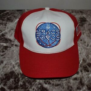 OFFICIAL ''SPACE FORCE'' TRUMP 2020 CALI FAME SNAPBACK HAT