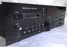 "Tascam md-801r MK II Radio minidisc recorder 19"" DIN - 1/610 heures"