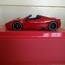 MR FERRARI 458 Speciale A  1/18 One Off! Red!
