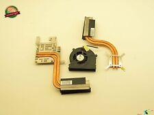Asus G73J Series Set of CPU Fan /w 2 Heatsinks 13N0-H3A0F01 13N0-H3A0B01