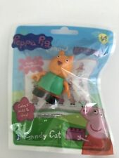 Peppa Pig Collect Build & Play - Construction Figure Bags - Candy Cat