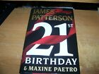 ((  JAMES  PATTERSON  ))==========21  ST  BIRTHDAY===========((  JAMES PATTERSON