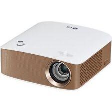 Lg - Ph150g 130lúmenes ANSI LCoS 720p (1280x720) Portable Projector oro color B