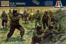 Italeri  6120 - WW2 U.S. Infantry                          1:72  Plastic Figures