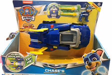 Paw Patrol Mighty Super Paws Chases's Powered Up Cruiser New.