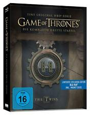 Game of Thrones komplette Staffel 3 Bluray Steelbook Magnet Limited Box NEU OVP