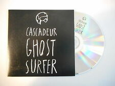 CASCADEUR : GHOST SURFER [ CD SINGLE PORT GRATUIT ]