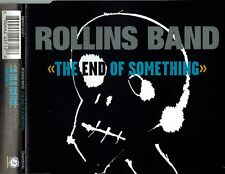 """ROLLINS BAND - 5""""CD - The End Of Something (LP + Remix) 3 Track"""