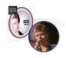 Disques vinyles 45 tours David Bowie LP
