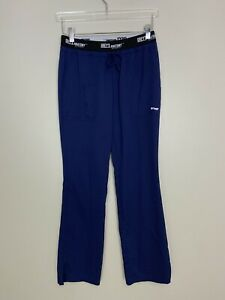Grey's Anatomy By BARCO Blue Medical Scrub Pants Active Size Small