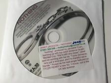 Janet Jackson MINT 1trk PROMO CD Nothing