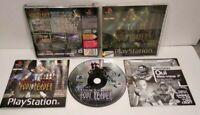 Soul Reaver : Legacy of KAIN PS1 Pal français Complet - Très bon état - Complet
