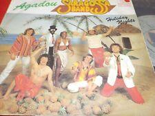 "7""  *70's*  SARAGOSSA BAND - Agadou *Austria"