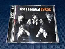 THE BYRDS 2 CD SET - THE ESSENTIAL BEST OF