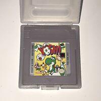 Yoshi Nintendo Game Boy Cartridge And Manual Tested Working Vintage 1991