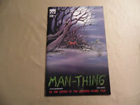 Man Thing #1 (Marvel Knights 2004) Free Domestic Shipping
