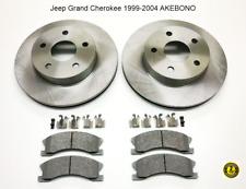 NTY 2 discos de freno delantero Grand Cherokee WJ-1999-2004