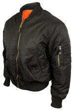 Abrigos y chaquetas de hombre negro talla L cazadores