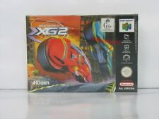 EXTREME G 2 N64 Brand New and Sealed,100% Pal Version Game( AUS )