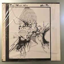 Sun Ra & His Solar Arkestra  The Magic City El Saturn Early 70's Press Superb!
