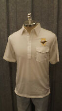 Vtg Golden Eagle Archery Polo Shirt by Pro-Celebrity sz XL Bow Hunting