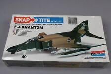 ZF414 Monogram Snap Tite 1/72 maquette avion militaire 1102 F-4 PHANTOM F4