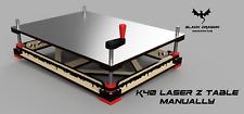 K40 Laser 40W CO2 Laser Z Axis Adjustable bed Manuelle Version 1.5